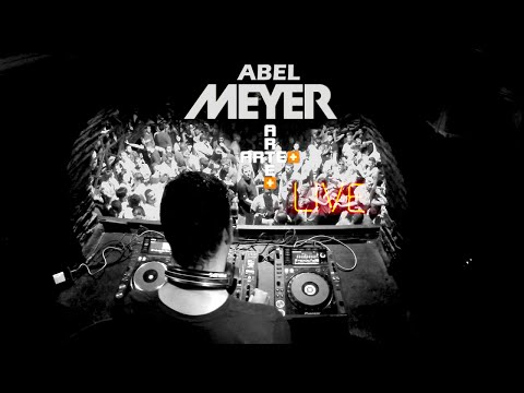 Abel Meyer @ After Pinar Bs As Techno Set Live - Worldwide Record (97 horas Non Stop - Feb 2015)