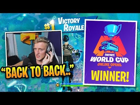 Tfue Wins Back to Back Games in World Cup Qualifier!