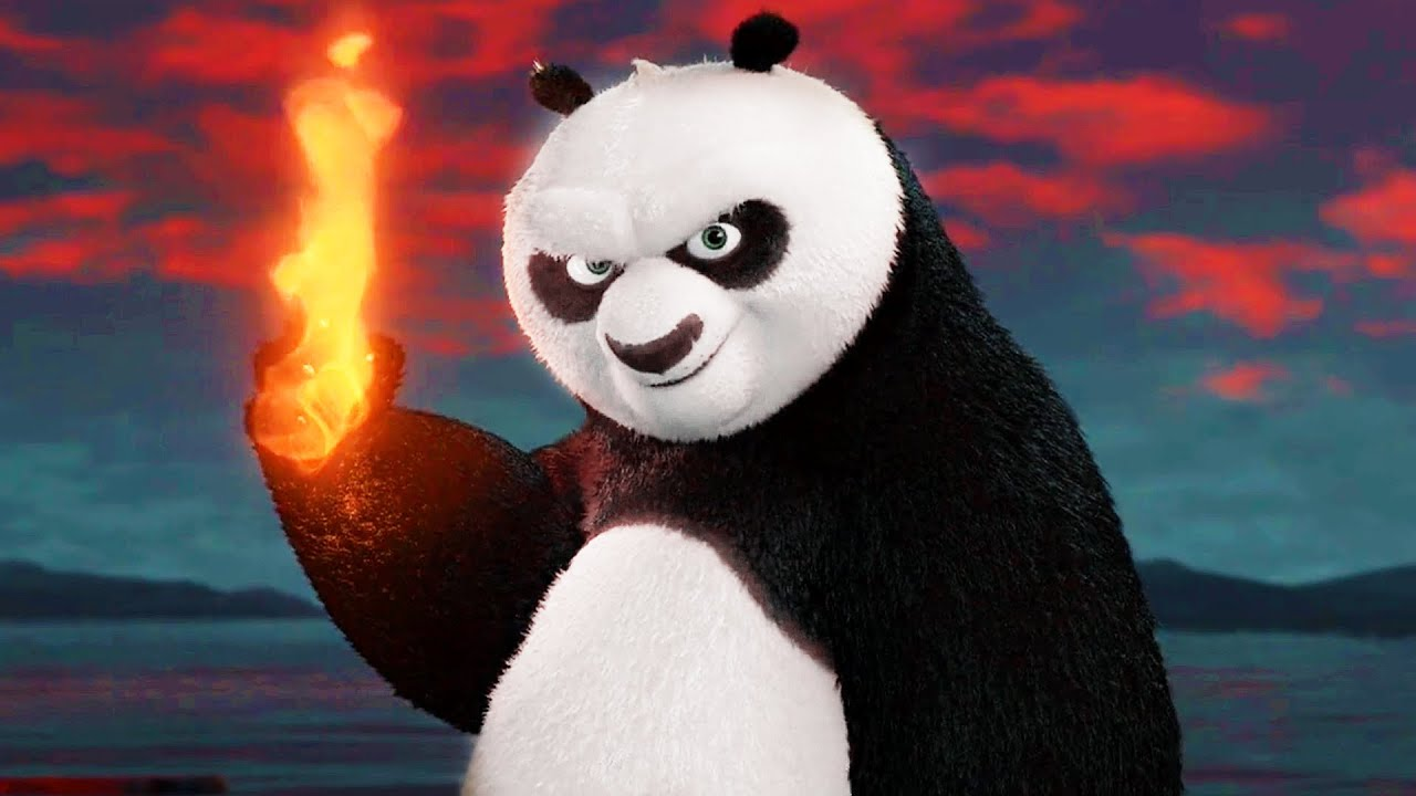 """Download KUNG FU PANDA 2 Clip - """"Final Fight With Shen"""" (2011)"""