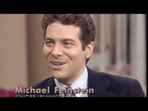 Michael Feinstein performs and shares with us!