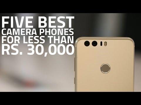 Best Phone Cameras Under Rs. 30,000