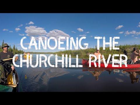 Saskatchewan Adventures: Canoeing The Churchill River