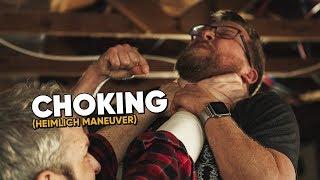 Rapid Response Week: Choking