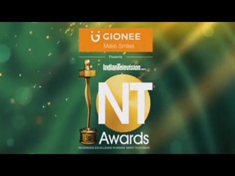 Watch the exclusive televised show of NT Awards 2016 | Indiantelevision.com