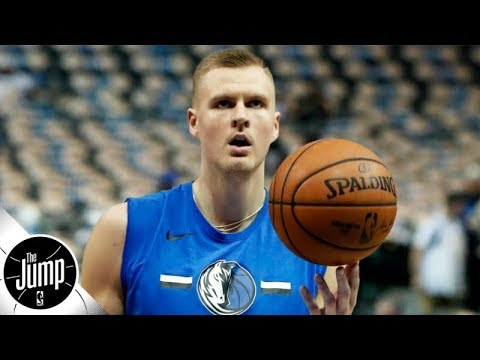 An NBA trainer told me Kristaps Porzingis will become a Hall of Famer - Dave McMenamin | The Jump