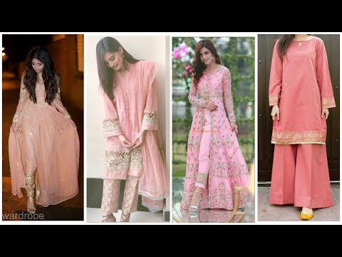 pink-dresses-collection-for-girls