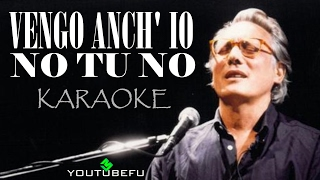Download VENGO ANCH' IO (KARAOKE) MP3 song and Music Video