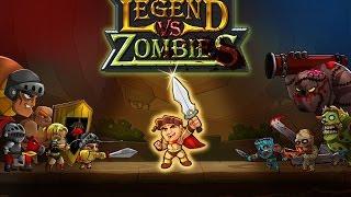 Легенда против Зомби