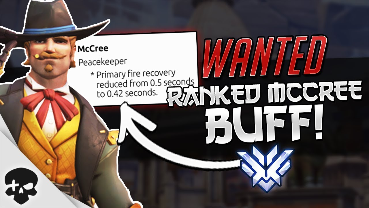 Download WANTED - NEW MCCREE IS OP?!