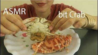 BIG Crab (Eating Sounds)Soft Spoken ASMR MUKBANG-NYNY-ASMR