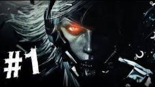Metal Gear Rising Revengeance Gameplay Walkthrough Part 1 - Guard Duty - Mission 1