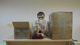 Philips CDi, SGI O2 и другие посылки + конкурс с призом