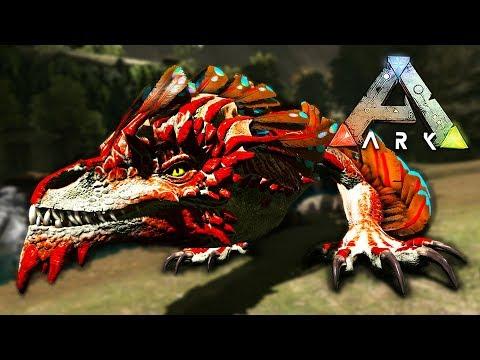ARK: Survival Evolved - NEW DINOSAURS!! (ARK Aberration, Episode 2)