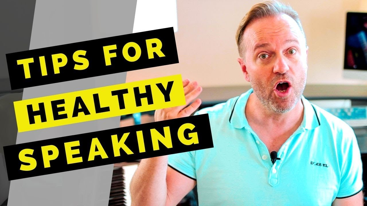 How to Bring Back Your Voice After Illness - Spencer Welch