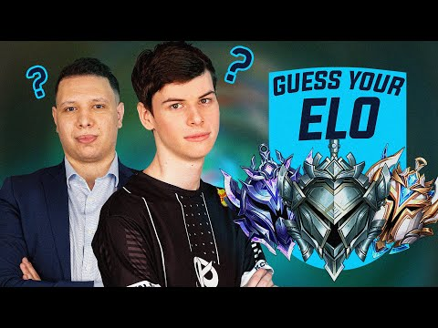TARGAMAS & STRIKER analysent vos clips   Guess Your Elo #2