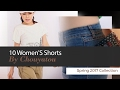 10 Women'S Shorts By Chouyatou Spring 2017 Collection