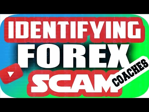 Identifying Forex Scam from Coaches (mobile friendly)