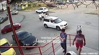 15.07.2021 ДТП Наезд на пешеходов. Ижевск