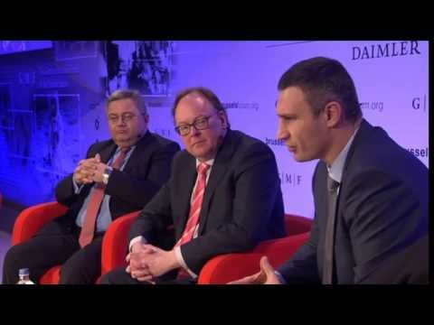 Brussels Forum: Is Europe Losing its East?