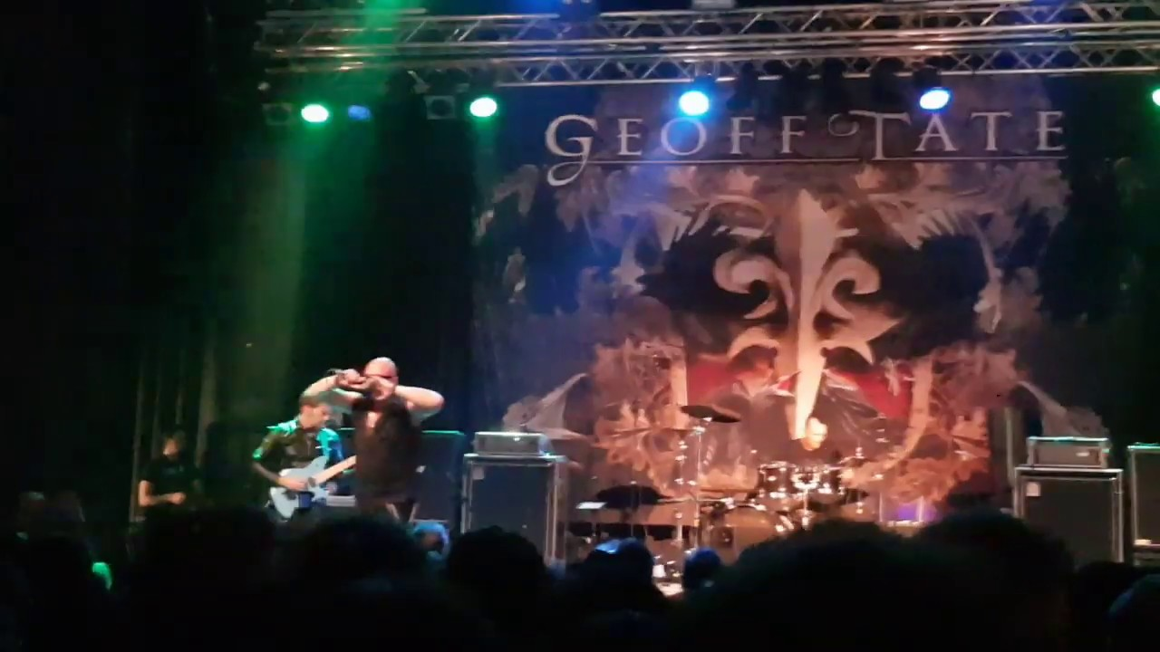 GEOFF TATE @Metal Assault Festival Würzburg (16.02.2019) - Speak - YouTube