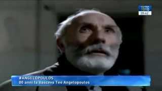 Tgtg ricorda il regista greco Teo Angelopoulos nell'ottantesimo anniversario dalla nascita