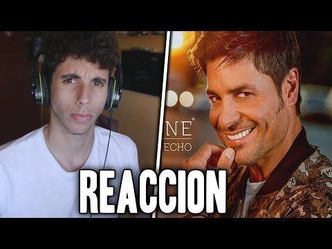 CHAYANNE  Qué Me Has Hecho ft Wisin  Vídeo Reacción