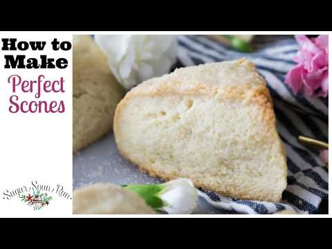 How to Make Scones (the BEST Scone recipe!)