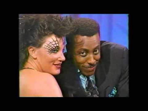Sensational Sherri Martel and Zeus on Arsenio Hall (1989)