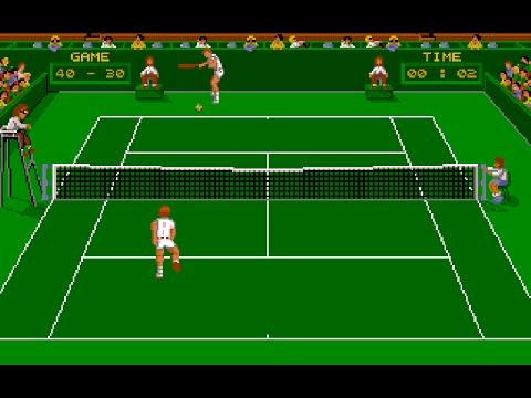 Juego Pro Tennis Tour