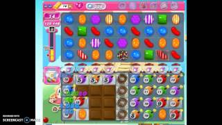Candy Crush Level 334 w/audio tips, tricks, hints