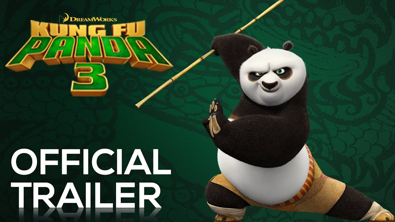 kung fu panda 3 | official trailer [hd] - youtube