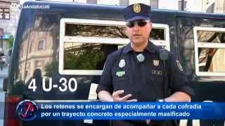 Alerta Andalucía |  Prog 6. Seguridad en la Semana Santa de Sevilla