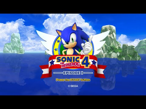 [TAS] Sonic The Hedgehog 4: Episode 1 (Wii) - Speedrun