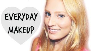 Everday Makeup Tutorial♡ Thumbnail