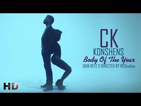 Konshens & CK - Body Of The Year [Official Music Video HD]