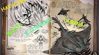 ARK Survival Evolved -MANTA. ЛОВУШКА ДЛЯ МАНТЫ. (HARDCORE) #20