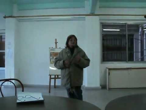 Sergia nos cuenta la leyenda del Arroyo Maldonado