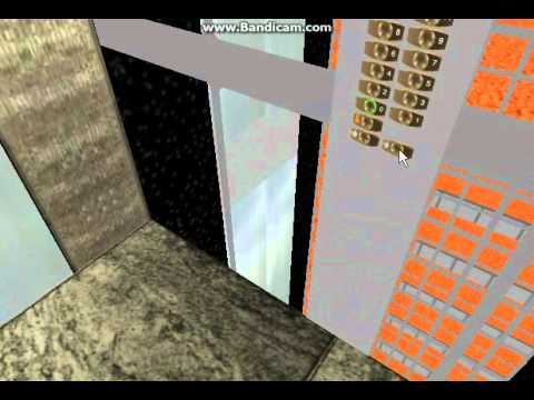 BENO Skyscraper 3D: Otis Hotel Elevators at TownePlace Suites (0-14)