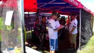 Los Angeles Ironmen vs. San Antonio X Factor 2014 PSP World Cup - Friday Game 5