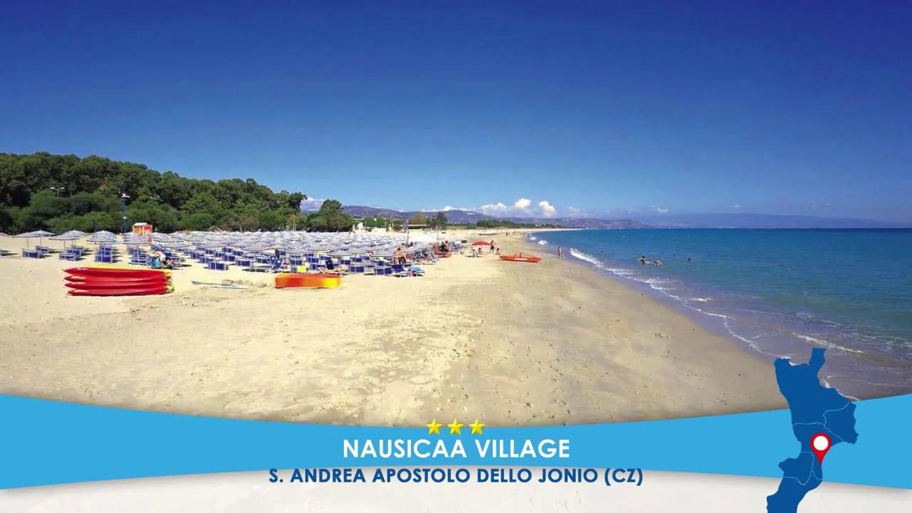 Nausicaa Village *** - S.ANDREA APOSTOLO (CALABRIA) - Mare Italia 2016 -  YouTube