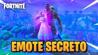 "*NUEVO* EMOTE SECRETO CON LA SKIN DE ""GIDDY-UP"" 