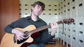 """Guitar Cover : Depeche Mode """"Never Let Me Down Again"""" (2009)"""