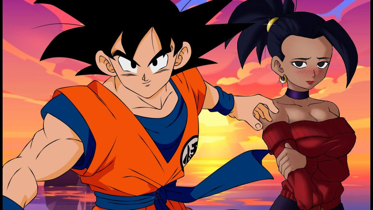 Download Goku LEAVES Chi Chi for Kale