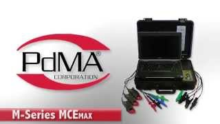 The new M Series MCEMAX® tester from PdMA