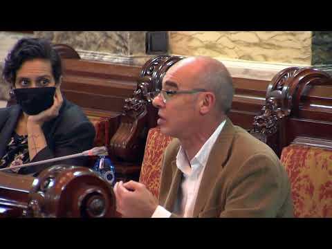 Jorquera, no Pleno sobre o Consorcio do Porto