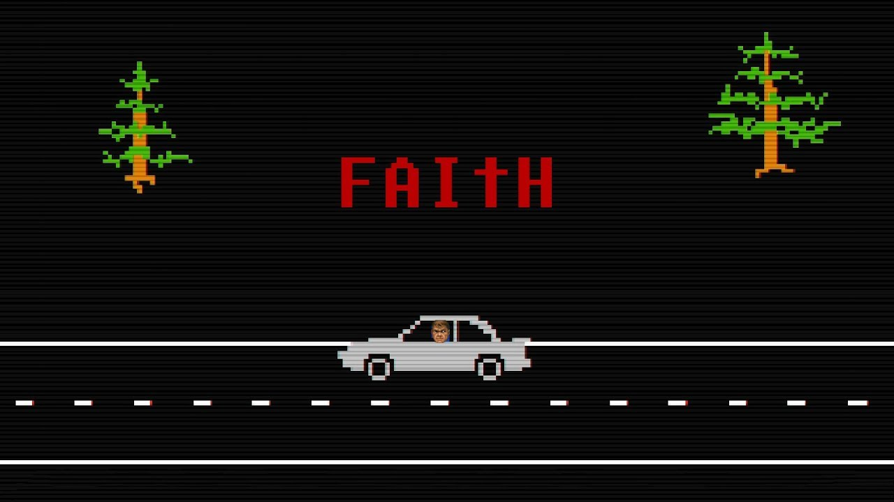 Faith (Indie horror game) review - A ZX Spectrum kind of Hell