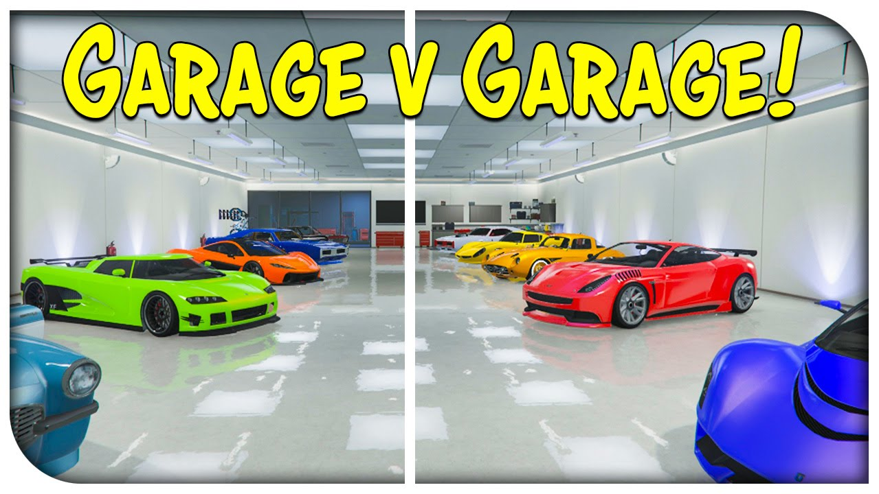 how to sell garage in gta 5 online