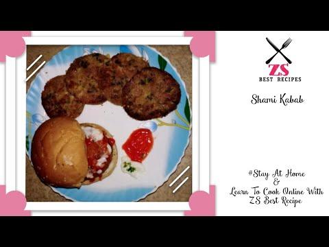 Shami Kabab || Easy To Make || You Would Really like it..