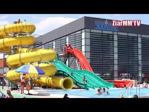 aquastar satu mare, parcul acvatic