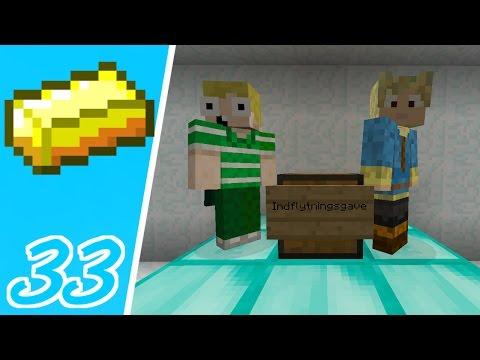 Dansk Minecraft - Pengebyen #33: NY BUTIK!!